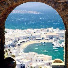 Mykonos - Grecia