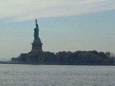 La infaltable estatua de la libertad NY
