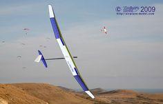 Super AVA Pro F3J Glider