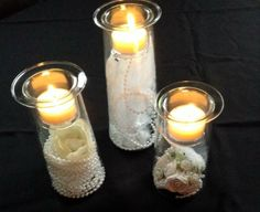 Great idea for a wedding! You can get yours at www.partylite.biz/elegantjamie or when you click on the picture, search for a consultant for Jamie Taylor. :)