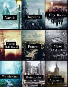 books, harry potter, percy jackson, the chronicles of narnia, the hunger games, the mortal instruments, the maze runner, multifandom
