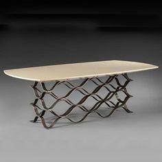 Pinto Paris Onde Table | cynthia reccord