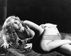 Canadian actress Fay Wray (1907 - 2004) as Ann Darrow in 'King Kong', directed by Merian C. Cooper and Ernest B. Schoedsack, 1933.
