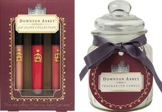 See Downton Abbey's Beauty Line in All Its Edwardian Glory