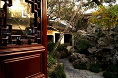 The Humble Administrator Garden, Suzhou, China.    In China? Try www.importedFun.com for award winning kid's science  