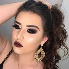 Fantastic Gorgeous makeup information are readily available on our internet site. Take a look and you wont be sorry you did. Sexy Makeup, Glam Makeup, Gorgeous Makeup, Pretty Makeup, Simple Makeup, Makeup Art, Beauty Makeup, Face Makeup, Makeup Goals