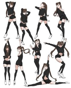 New Drawing Body Poses Anime Character Design Ideas Manga Drawing, Figure Drawing, Drawing Sketches, Drawing Step, Drawing Art, Queen Drawing, Drawing Girls, Drawing Quotes, Drawing Animals