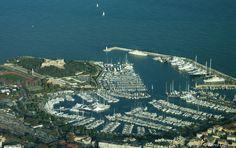 Photo aérienne de Antibes - Alpes-Maritimes (06)