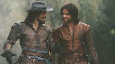 Aramis & D'Artagnan