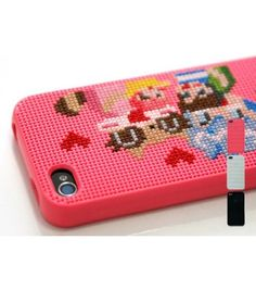 Coque iPhone Crochet à personnaliser - Achat Cadeau Fun - Cadeau Maestro