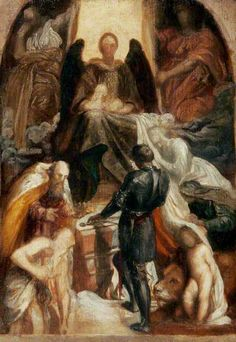 ABOUT THIS ARTIST George Frederic Watts 1817–1904 Nationality: British  http://www.bbc.co.uk/arts/yourpaintings/artists/george-frederick-watts
