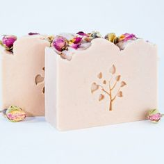 Goat Milk Soap, Desert Rose Goats Milk Soap