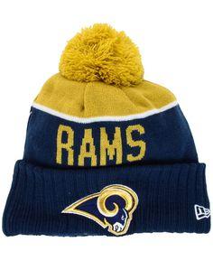 New Era Kids  St. Louis Rams Sport Knit Hat Knit Hat For Men 7b5f90cb13e6