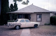 """fruitbodies: My dads house when he was 20, they called it """"The Morgue"""" why aren't I as cool as he was"""