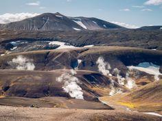 I love trekking: Islanda terra di ghiaccio e fuoco, il Laugavegur Trail. | BoBos