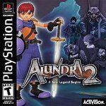 Alundra 2 Sony Playstation