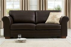 Toulouse Leather Sofas Armchairs From The Next Uk Online
