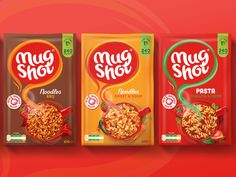 Mug Shot rebrand 2021 on Packaging of the World - Creative Package Design Gallery