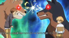 Kaichou wa Maid-sama~Shintani & Usui Fighting for Misaki