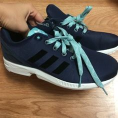 size 40 b4024 d124f Adidas ZX Flux Women Ortholite Torsion Brand new never worn. It is a 4.5 in  kids but I m a 7 and these fit me! Adidas Shoes Sneakers