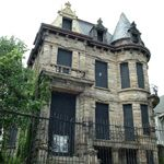 Franklin Castle, Haunted? I think so.....