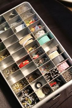Organizing Made Fun: 31 Days to {cheaply} Organize Your Home: Day #30 - Everything else!