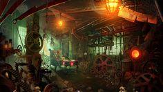 doctormonocle:    Steampunk-styled Workshop (via interior6 by mySpaceDementia)
