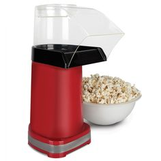 The One-Minute Hot Air Popcorn Maker