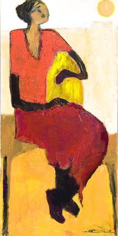 Endless Life, painting, Goli-Mahallati