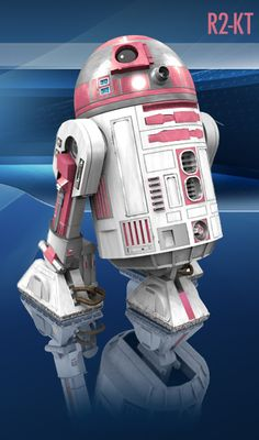 R2-KT The Imperial Astromech with the heart of gold! #starwars