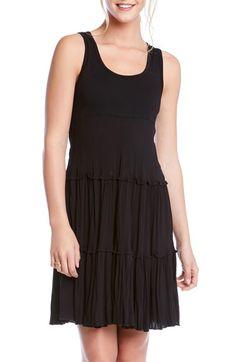 Karen Kane 'Allie' Tiered Tank Dress