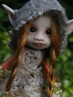 Fairy by Kerrie Sawyer who makes the best fairy dolls ever