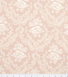 Keepsake Calico™ Cotton Fabric-Laurie Pink