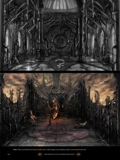 The Art of Alice Madness Returns (official artwork) (162 работ)