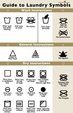 How To Correctly Operate A Washing Machine - funny