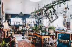 This treasure trove is every vintage-lover's dream, with reused, recycled, quirky and unique pieces filling the space up. From home decor for your own house to a wee gift for someone special, you can't go wrong when you're sifting through this gorgeous store in Christchurch.