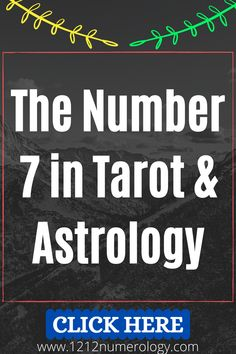 Just like the 7 in Numerology, the seventh card in the Tarot deck, The Chariot, is on a quest. He uses both focus and intention to drive his energy toward his purpose. Within Astrology, the zodiac signs Libra and Pisces are both associated with the number 7. Libra is the seventh astrological sign and is a symbol of unwavering truth. Pisces is the most spiritual sign of the zodiac and encourages us to connect with all that is deeper and greater than ourselves. Tarot Astrology, Astrology Signs, Zodiac Signs, Greater Is He, Greater Than, Life Path Number 7, Libra And Pisces, Number Patterns, Astrological Sign