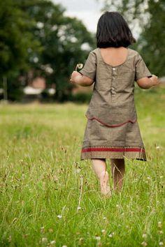 Linen dress from Minor Edition