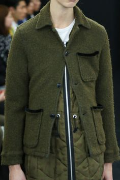 [No.47/73] tricot COMME des GARÇONS 2013~14秋冬コレクション | Fashionsnap.com