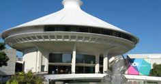 H. R. MacMillan Space Centre em Vancouver #viagem #canada #viajar