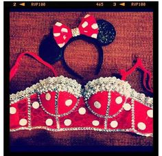 mickey mouse rave outfit - Google Search