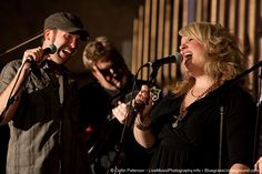 Carrie Hassler and Hard Rain at Bluegrass Underground