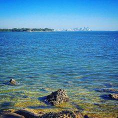Hey we recognize that city across the water! #ClearlyBaltimore // #Miami #KeyBiscayne #BrickellKey #VirginiaKey #biscaynebay #miamibeach #coconutgrove #pinecrest #coralgables #palmettobay #cutlerbay #cocoplum #miamistyle #miamilife #305 #skyline #beach #ocean #gablesbythesea //#KILOTHOUGHT // #webdesign #seo #sem #socialmedia #thewateriswide