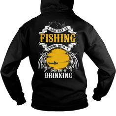 A bad day of fishing turn into a good day of drinking