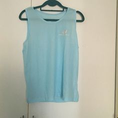 New Balance Light Blue Athletic Tank New balance athletic tank. Light blue, thin sheer material. Never worn w/o tags.  🎉20% discount on all bundles🎉 ❌No trades❌ New Balance Tops Tank Tops