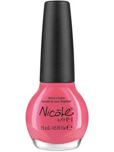 Nicole by OPI Nail Polish in Great Minds Pink Alike - Spring 2012 Must have!
