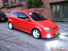 daniloerazo 2006 Chevrolet Aveo Specs, Photos, Modification Info at CarDomain Aveo Gt, Van, Vehicles, Chevrolet Aveo, Modified Cars, Display, Autos, Car, Vans