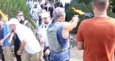 White Nationalist Opened Fire At Crowd During Charlottesville Rally Police 'Never Moved'