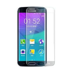 Wholesale Full Cover Curved Tempered Glass Screen Protector for Samsung Galaxy S6 Edge  Wholesale Price: £2.02 MOQ: 10 pcs  BUY NOW  - http://www.aulola.co.uk/full-cover-curved-tempered-glass-screen-protector-for-samsung-galaxy-s6-edge-transparent-p7468.html?source=blog