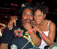 She's so pretty! Never knew Reggae musician, Ras Kimono had a grown daughter. Happy for him!